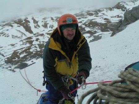 Трагедия в горах! Альпинист погиб при спуске