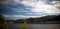 Плотина Майнской ГЭС