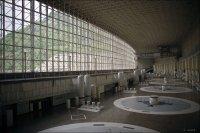 Саяно-Шушенская ГЭС. Часть III: Маш. зал
