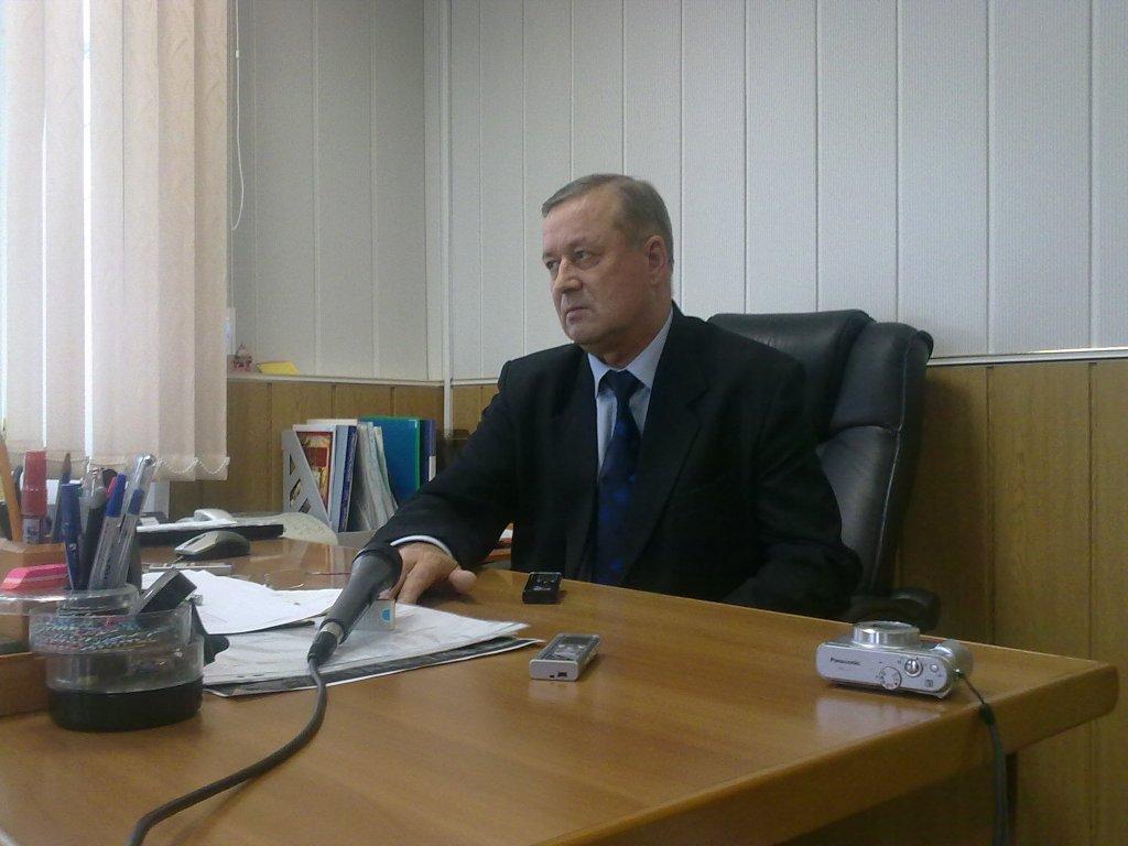 По словам директора ачинского филиала ООО КСК-сервис. В 2009 г