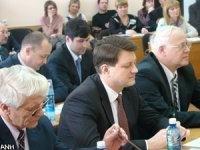 СЕССИЯ УТВЕРДИЛА БЮДЖЕТ-2011
